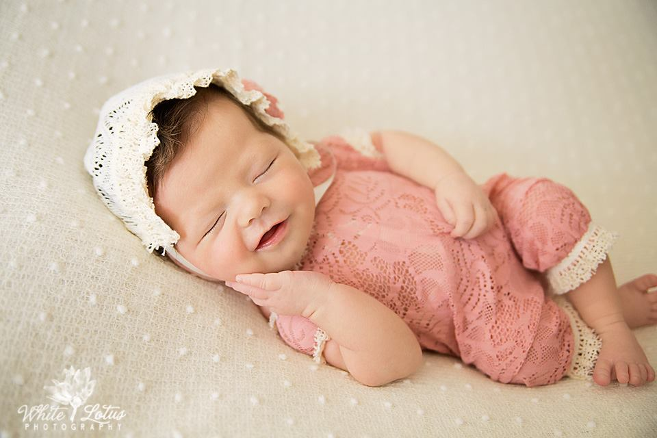 Newborn photography props australia