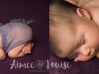 Newborn photography props studio photography