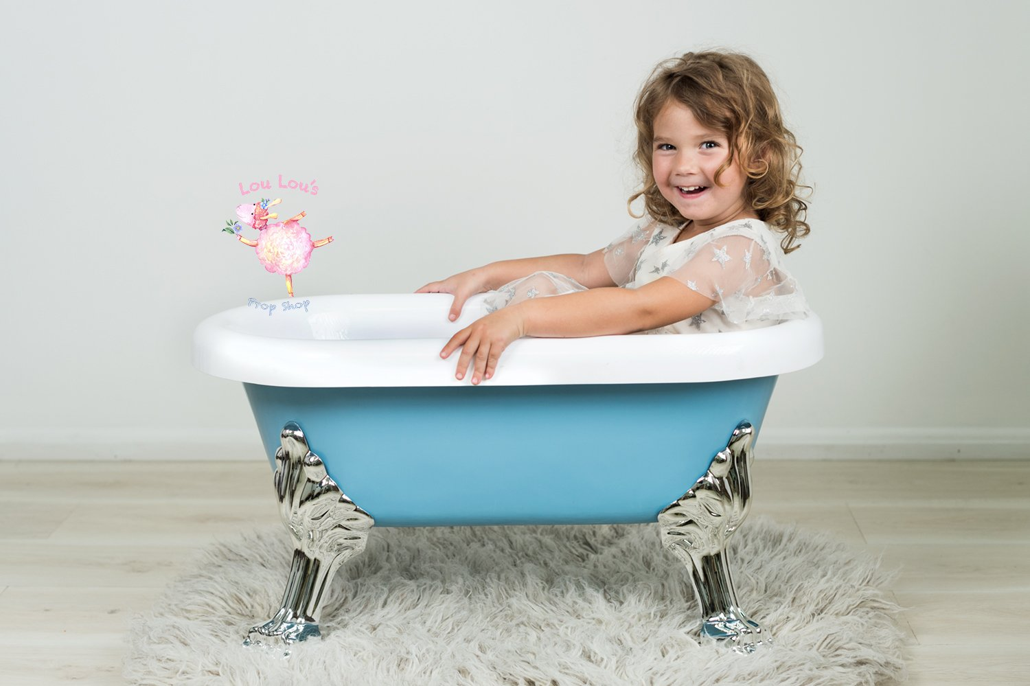 Mini Baby Bathtub - Lou Lou\'s Prop Shop